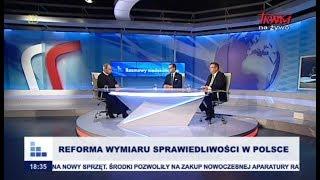 Rozmowy niedokończone: Reforma wymiaru sprawiedliwości w Polsce cz.I