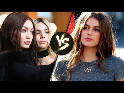 Keep Your Friends Close; Keep Your Enemies Closer...Why Kendall Jenner ' Gigi Hadid Fear Kaia Gerber