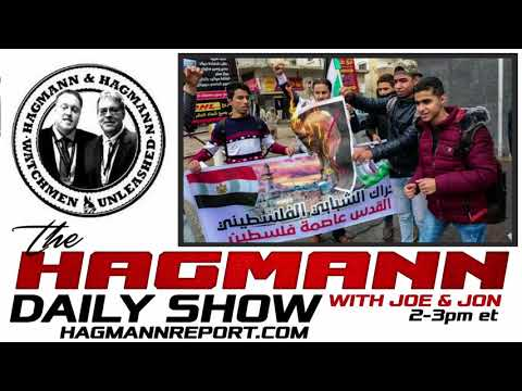 The Hagmann Daily Show 2018 - May 16, 2018 : Embassy In Jerusalem 'Blood On His Hands'