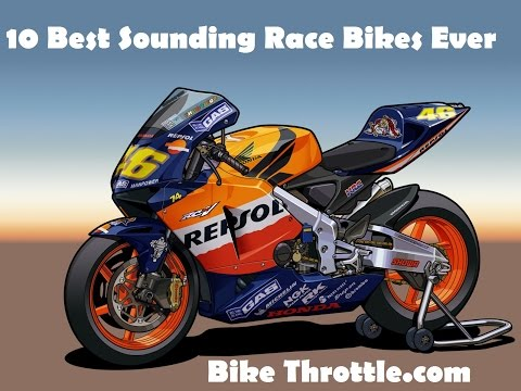 Top 10 - Best Sounding Race Bikes Ever - by BikeThrottle DriveTribe Drive Tribe - India Indonesia