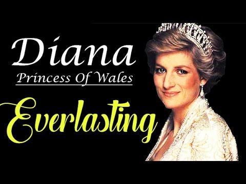 Lady Diana - Princess Of Wales | Unseen Video