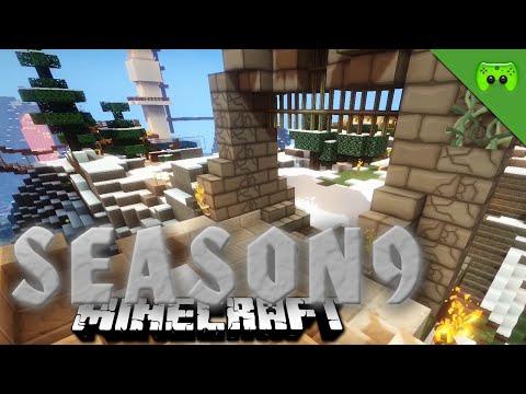 DAS INNERE VOM TURM! 🎮 Minecraft Season 9 #78