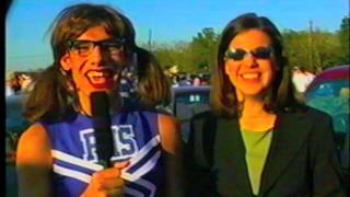 MCS News: Cheerleader Cody takes us to the Homecoming Parade