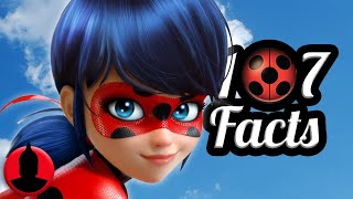 107 Miraculous: Tales of Ladybug & Cat Noir Facts - (ToonedUp #176) | ChannelFrederator
