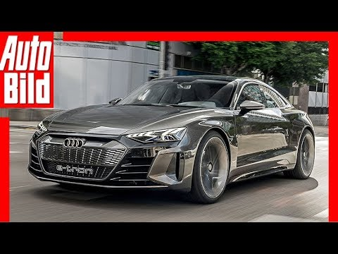 Zukunftsaussicht: Audi e-tron GTS, BMW i4 und VW Aero-e (2021) Details / Erklärung