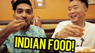 FUNG BROS FOOD: Indian Food (Tikka Masala)