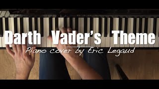 Star Wars - The Imperial March (Arrangement) - Cover piano