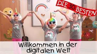 Willkommen in der digitalen Welt - UNICORN KIDS  || Kinderlieder zum Tanzen für Einhorn-Fans