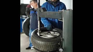 Учебный курс  Шиномонтаж легковых автомобилей. Балансировка, ремонт камер шин, обучение шиномонтажу.