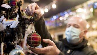 Как празднуют Рождество в пандемию Коронавирус в СНГ