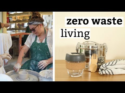 DITL: Sustainable Living ♻️🌎🌿 ZERO WASTE FAILS + Plastic Free Goodies