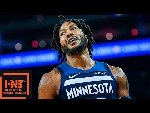 LA Clippers vs Minnesota Timberwolves 1st Half Highlights | 03.10.2018, NBA Preseason