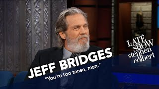Jeff Bridges Remains 'Chill' During Troubling Times