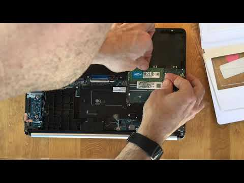 How to Upgrade Memory in HP Laptop without User Removable Battery: DDR4-2400 SODIMM | HP 14-df0013cl