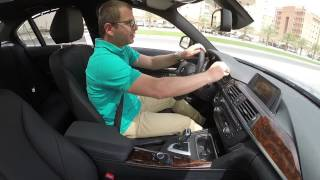 BMW 320I 2015 TEST Drive