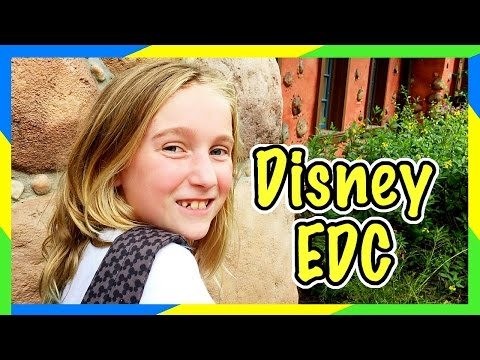 ☀️ TRAVEL HACK: WHAT TO PACK AT DISNEY WORLD | KIDS EDC PARK BAG 😎