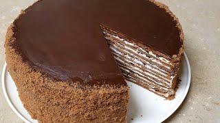 Миксерсиз Каймоксиз Шоколадный МЕДОВЫЙ Торт СПАРТАК НОВИНКА