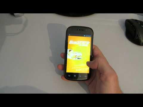 Samsung Google Nexus S i9020 - 16 GB - Black (Unlocked) Smartphone