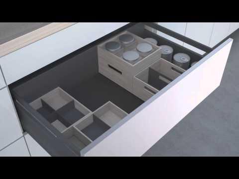 "Hacker Kitchens - Interior Organisation ""Move"""