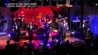 A SALUTE TO THE TEMPTATIONS live at KENTO'S