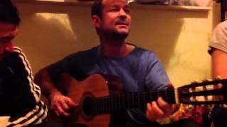 Туркмен на гитаре Атабай