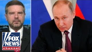 Russia expert discusses how to restrain an emboldened Putin
