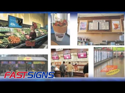 FASTSIGNS® Visual Communication Solutions | FASTSIGNS®