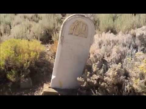 Abandoned Cemetery, Carson City, NV
