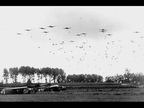 Battle of Arnhem - Both sides of the lines - Market Garden 1944
