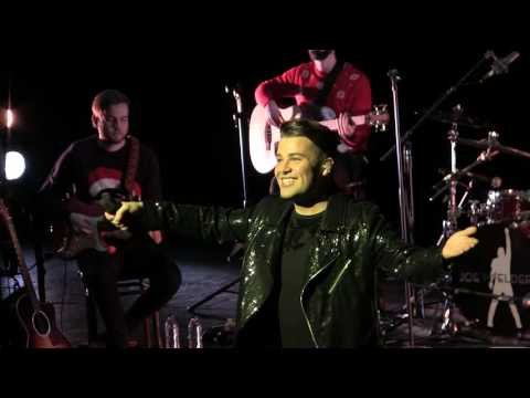 Joe McElderry - Any Dream WIll Do - Newcastle Christmas Show 2016