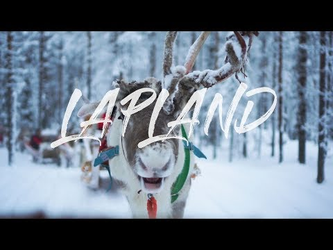 LAPLAND: The home of children dreams