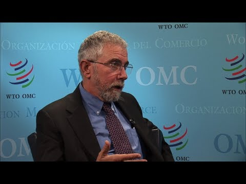 Interview with Paul Krugman