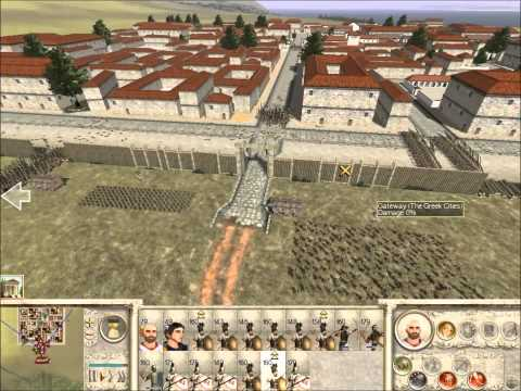Beating Rome Total War in 22 turns, part25, Croton