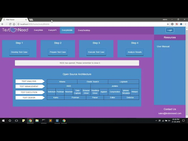 EMA 004 - Mobile App Functional Testing on Real Device - GUI Part 003