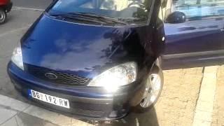 Ford Galaxy 2000 Ghia