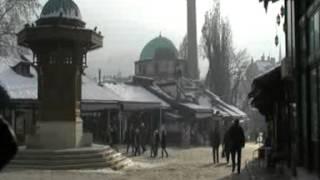 Viaggio nei Balcani. Sarajevo (BOS). 00165 - a baščaršija