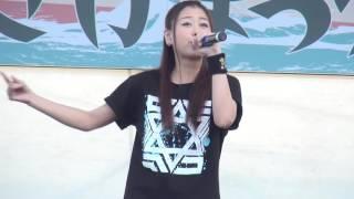 2016-09-24 石狩さけまつり AiLi(永作あいり) 永作あいり 検索動画 4