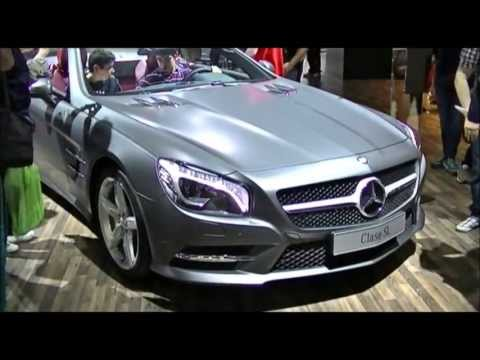 Salon del automovil 2013 - Audio HD Videos De Viajes