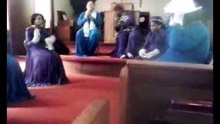 "Praise Dance ""I Got A Testimony"" By Dottie Peoples"