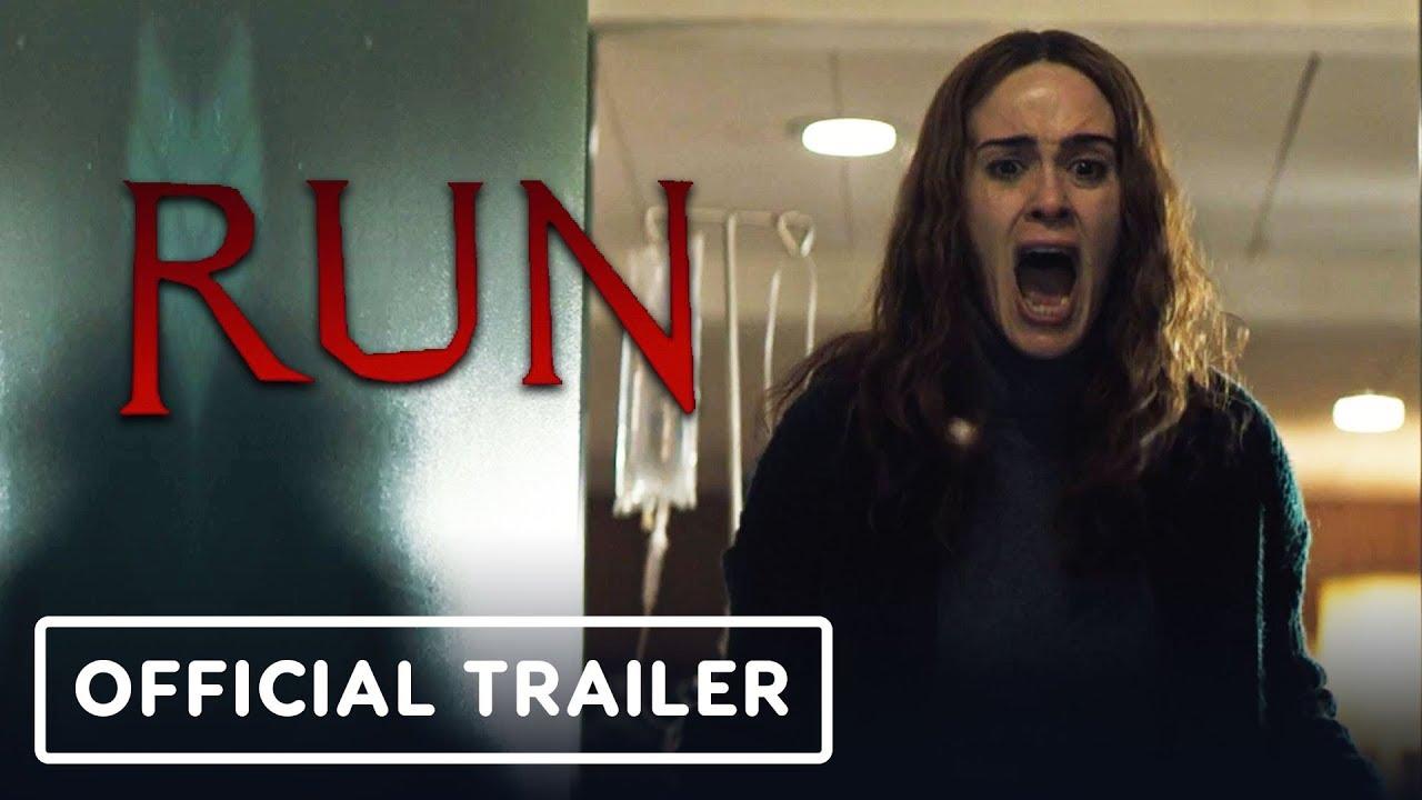 Download Run - Official Trailer (2020) Sarah Paulson, Kiera Allen