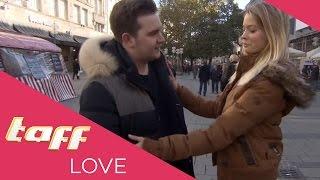 FUMMELN bei FREMDEN mit SABINE von GNTM: Was geht zu weit?   taff Love   ProSieben