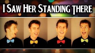 I Saw Her Standing There (The Beatles) - Barbershop Quartet
