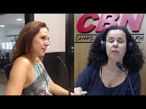 VIVA CASA CBN (07/03/2020) COM LUCIANE MAMORE