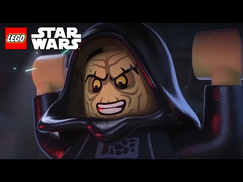 The Final Duel  - LEGO Star Wars - Episdoe 8 - 2015 Mini Movie