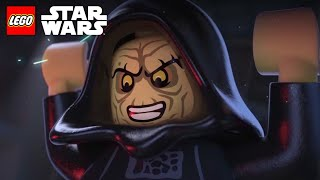 LEGO Star Wars - 2015 Mini Movie Ep 08 - The Final Duel