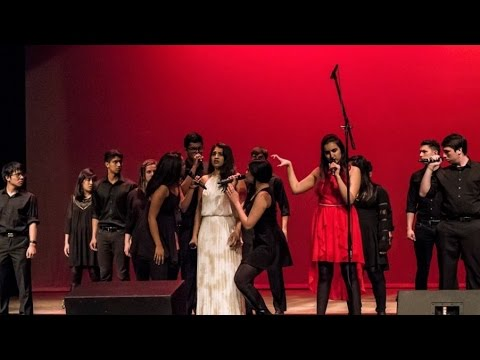 Maize Mirchi - Awaazein South Asian A Cappella Competition 2016
