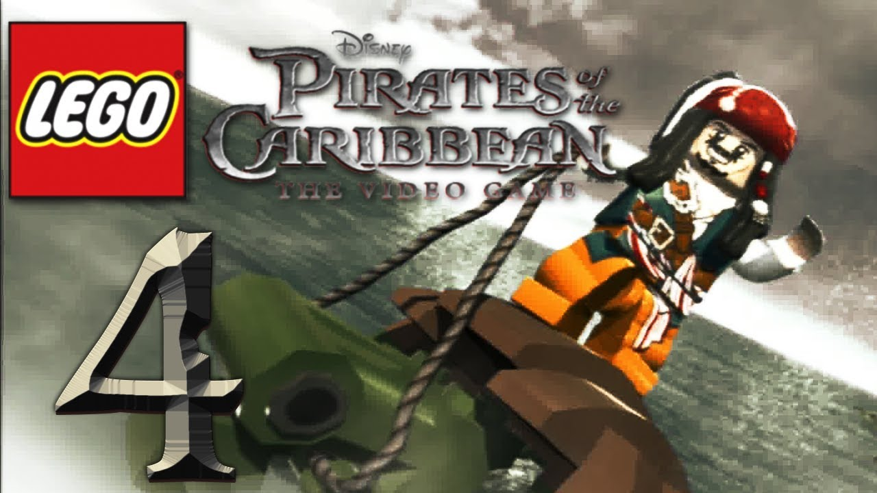 Lets Play Lego Fluch Der Karibik Part 4 Das Schmugglerversteck