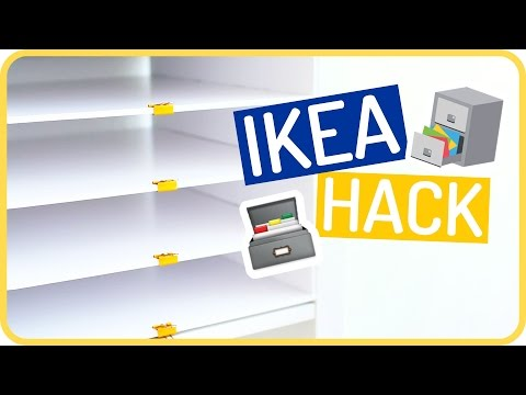 IKEA HACK Kallax Regal Einsatz by Sissi