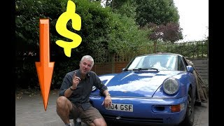 The simple reason classic car prices WILL fall