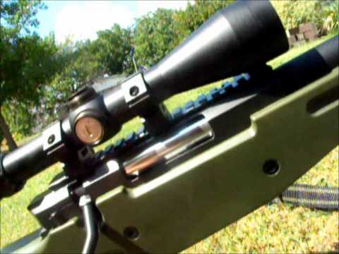 Airsoft GI G98 Fully Upgraded Sniper Rifle